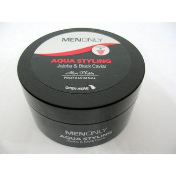 Mon Platin Black Caviar Hair Wax 9.5 Oz (280ml) Professional Strong Aqua Styling Jojoba