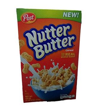 Post Nutter Butter Cereal 19oz