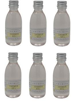 Archives Archive Grapefruit & Neroli Energizing Shower Gel Lot Of 1.5oz Bottles (Pack of 6)