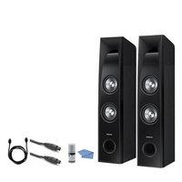 Hitachi Samsung TW-J5500 - 2.2 Channel 350 Watt Wired Audio Bluetooth Sound Tower