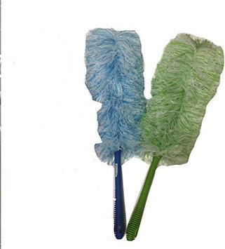 Tvtime Direct Chenille Microfiber Yarn Duster (Assorted Colors)*2PK