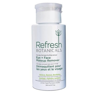 Refresh Botanicals RB-MUR-200 Natural & Organic Eye & Face Makeup Remover