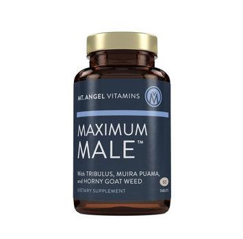 Maximum Male Mt. Angel Vitamins 60 Caps