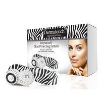 Spa De Soleil Zebra Dermatouch Skin Perfecting Facial Brush System