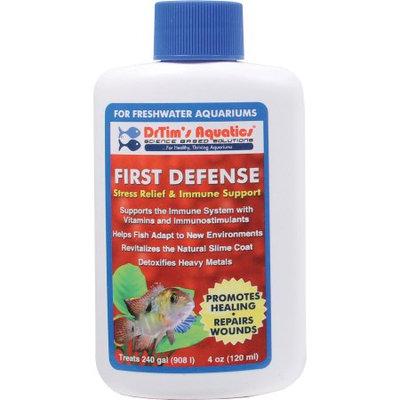 Dr Tims Aquatics Dr Timapos;s Aquatics ADT01021 Pure First Defense Freshwater