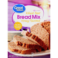 Great Value Honey Wheat Beer Bread Mix