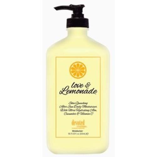 Love & Lemonade Moisturizer by Devoted Creation 18.75 oz.