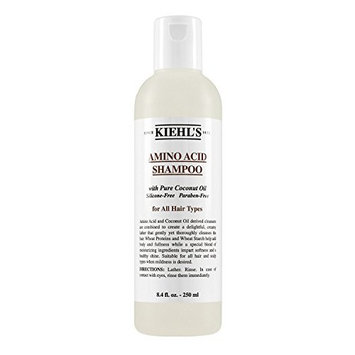 Kiehls Amino Acid Shampoo with Pure Coconut Oil 8.4oz/250ml