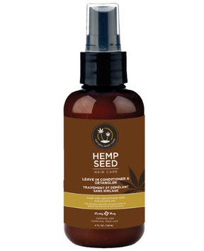 Sextoy Earthly Body Hemp Seed Leave In Conditioner & Detangler