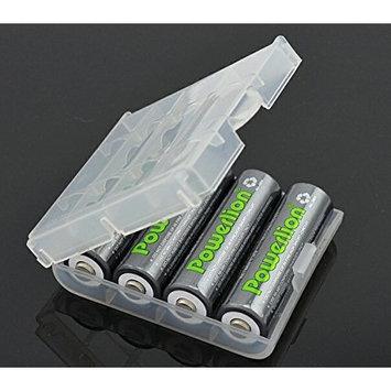 DomirePack of 9 PCS AA / AAA Battery Storage Hard Case Box