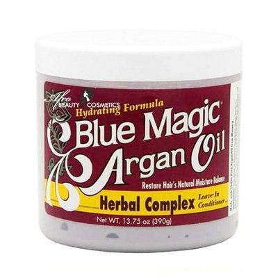 Blue Magic Argan Oil Herbal Complex Leave- In Conditioner 13.75 oz