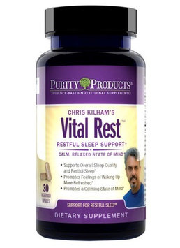 Chris Kilham's Vital Rest by Purity Products - 30 Capsules