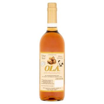 Proveedora De Alimentos Del Pacifico Y Cia Ola Golden Dry Cooking Wine, 25 fl oz