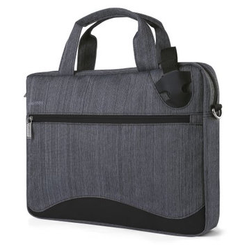 VANGODDY Wave 2-In-1 Universal Messenger Bag + Briefcase for 14, 15 or 15.6