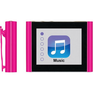 Eclipse Fit Clip Plus 8GB MP3 Player (Pink)
