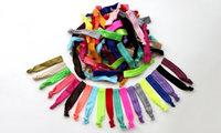 Yphone 60-Pack Rainbow Hair Ties