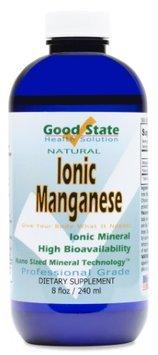 Good State Liquid Ionic Manganese (120 Days At 2 mg Each)