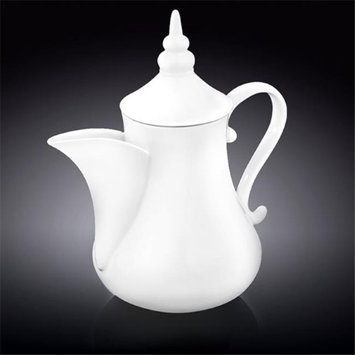 Wilmax 994040 1000 ml Arabic Style Coffee Pot White - Pack of 12