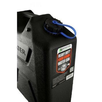 Wavian 3215 5 gal Water Can - Black