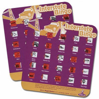 Original Toy Company Regal Games Interstate Travel Bingo (2 Cards)