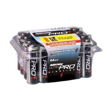 Rayovac Alkaline Batteries AA Size, 48-Pack