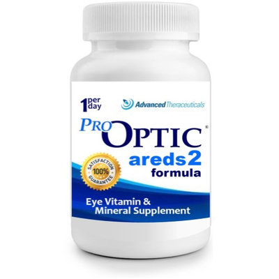 Pro Optic Pro-Optic AREDS 2 Formula (90 Capsules) One-Per-Day