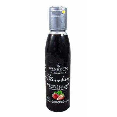 Borgo de Medici Strawberry Balsamic Gourmet Glaze (5 fl oz)