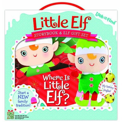 Where Is Little Elf? ( Storyook and Elf Gift Set)