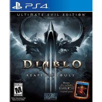 Activision Diablo III Reaper of Souls: The Ultimate Evil Edition PRE-Owned (PlayStation 4)