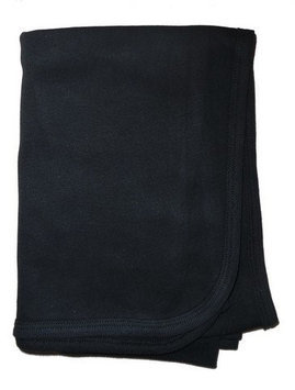 Bambini 3220 B Blue Thermal Receiving Blanket 48 x 48 in.