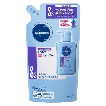 Kao SUCCESS Rinse-in Sampoo - 300ml Refill