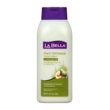 La Bella Placenta Rejuvenating Conditioner, 25.4 Ounce