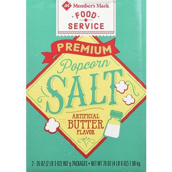 Member's Mark Popcorn, Salt, 70 Ounce [Salt]