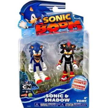 Tomy Sonic The Hedgehog Sonic Boom Sonic & Shadow Action Figure 2-Pack