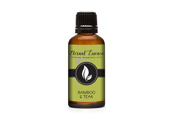 Eternal Essence Oils Bamboo & Teak Premium Grade Fragrance Oil - Scented Oil - 30ml