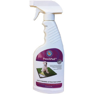 Pooch Pad PoochPad Potty Training Attractant Spray