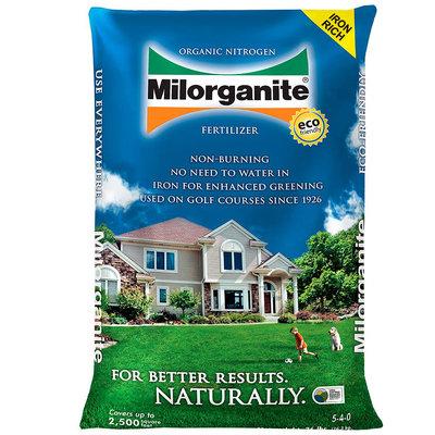 MILORGANITE Fertilizer 5-2-0 - 36 pound