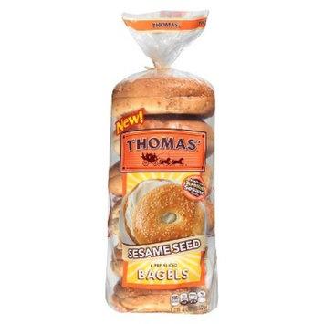 Thomas' Sesame Seed Bagel 6pack 20oz