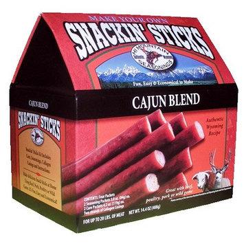 Hi Mountain Jerky Cajun Blend Snackin' Stick Kit
