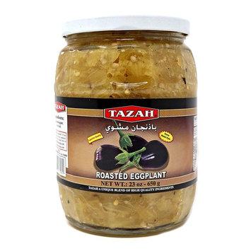 Tazah Roasted Eggplant 23 Oz / 650 Gr