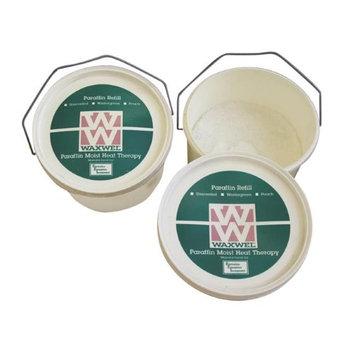 WaxWel 11-1750-3 Paraffin 1 x 3-Lb Tub of Pastilles Fragrance-Free