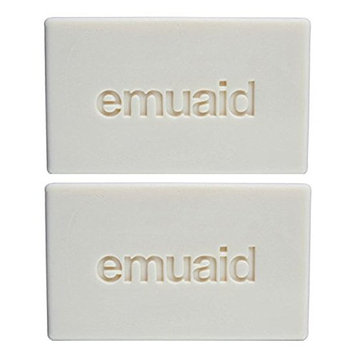 EMUAID Therapeutic Moisture Bar, 5 Ounce (Pack of 2)