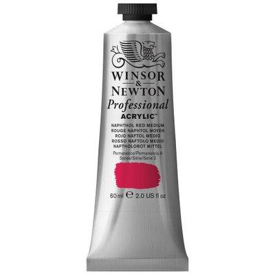 Winsor & Newton 2320423 60 ml AAC Tube - Naphthol Red Medium