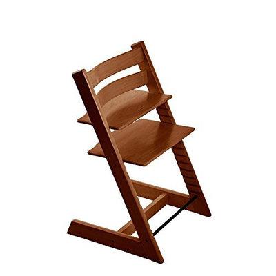 Stokke Tripp Trapp Chair Baby Set, Walnut Brown