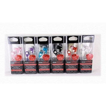 Edge Bass Boost Earphone With Mic(pack Of 48)