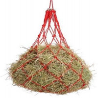 Jt International Lrge Poly Rope Hay Feeder Red 72180950 by J.T. International