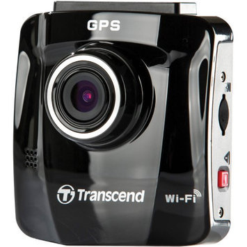 Transcend DrivePro 220 16GB Car Video Recorder (with WiFi, Black)