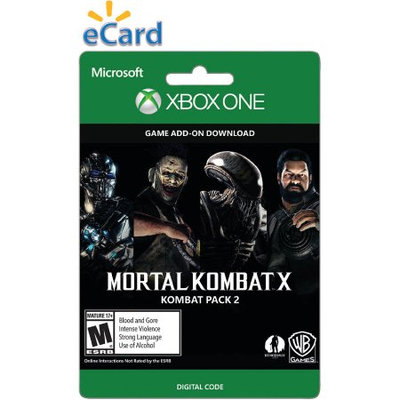 Incomm Kombat Pack 2 Add-on (Xbox One) (Email Delivery)