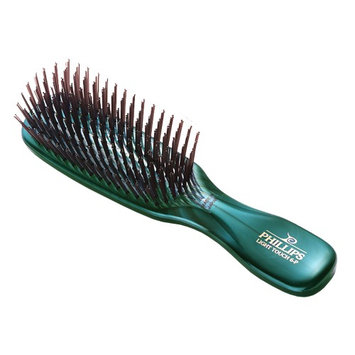 Phillips Mini Light Touch Sapphire Salon Brush