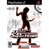 Konami Digital Entertainment Dance Dance Revolution Supernova - PlayStation 2 (Game)